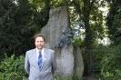 Übernahme des Denkmals der Heeresbrieftaube